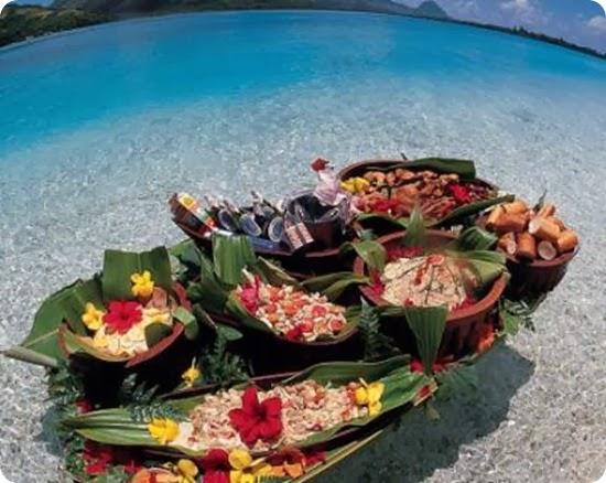 Polinesia, viaggio nella cucina tipica
